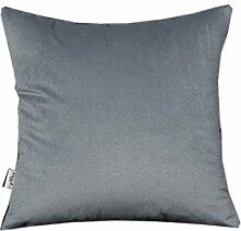 uus Großes Bett-Kissen-reines Farben-Bett-Sofa-Stuhl-Auto Bequeme abnehmbare Abdeckung u. Pp.-Baumwollfüllung 55 * 55cm / 60 * 60cm ( Farbe : A , größe : 60 )