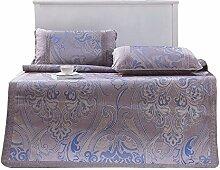 uus Sommer kühlen Bett Matte dreiteiliges Set 1.8m Bett zusammenklappbare Sommer Matte Sommer Einzelbett Sommer Matte 1,5m Bett Matte ( größe : 1.5m )