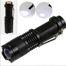 UV-Taschenlampe 5 Watt UV-Röhre mit