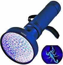 UV-Taschenlampe, super hell, 100 LEDs,