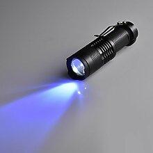 UV-Taschenlampe Taschenlampe Licht für Pet Urin