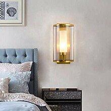UWY Wandleuchte Luxus Moderne minimalistische