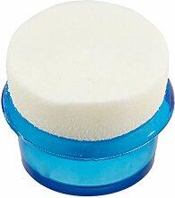 uxcell PP Küche Wasserhahn Wasserhahn Filter Luftreiniger, blau/orange/rot, 2Stück