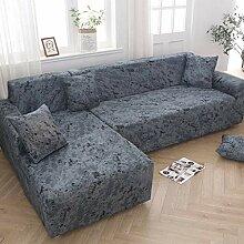 uyeoco Sofabezug 4/2/3/1 Sitzer Stretch Couch