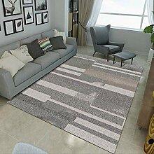 UYUOPLK Teppich,Teppich geometrisches Muster