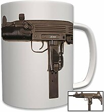 UZI MP Maschinenpistole - Tasse Becher Kaffee #6307