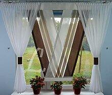 V-Panel Moderne Gardinen Scheibengardinen