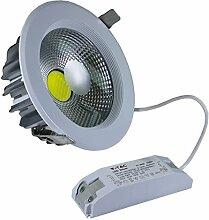 V-TAC 1104 18 W LED Einbaustrahler 230 V