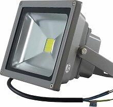 V-TAC : LED Fluter Scheinwerfer Strahler 20W Weiß