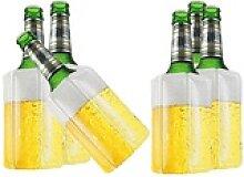 VACUVIN Outdoor-Flaschenkühler Bier