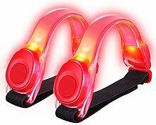 VADOOLL Led Armband Sicherheitslicht Leuchtband