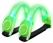 VADOOLL LED-Reflex-Armband, Leuchtend, für