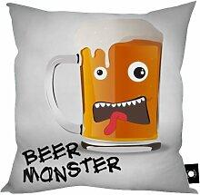 Väter Tag Geschenk Beer Monster Design, hergestellt in Yorkshire tolle Geschenkidee für Dad