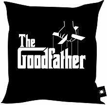 Väter Tag Geschenk The Good Vater Design Schwarz, hergestellt in Yorkshire tolle Geschenkidee für Dad