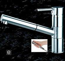 VAF Armatur 8861 chrom Einhebelmischer Wasserhahn