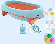 VAIY Faltbare Babybadewanne Für Neugeborene Für