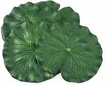 VAK schwimmende Blätter, künstlich, Schaumstoff,