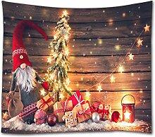 VaLaVie Wandteppich Weihnachten Elements