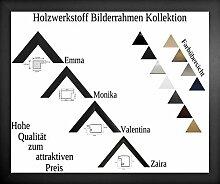 Valentina Holzwerkstoff Bilderrahmen modern