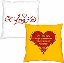 Valentistag Geschenke für Sie und Ihn -:- 2er Set