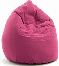 Valerian Sitzsack Microfaser pink rosa , 150 Liter