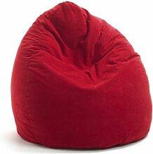 Valerian Sitzsack Microfaser rot 150 Liter