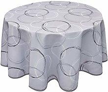 Valia Home Tischdecke Tischtuch Tafeldecke
