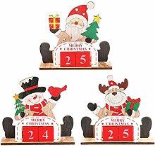 VALICLUD Weihnachts Adventskalender