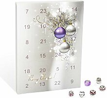 VALIOSA 1000 Schmuck-Adventskalender Merry