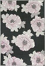Vallila Poppy Teppich Polyamid Rose 160 x 230 cm