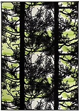 Vallila Teppich, Polyester, Grün, 160 x 230 cm