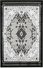 Vallila Tilhi Teppich 68x110 cm, schwarz-Weiss