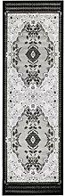 Vallila Tilhi Teppich 68x220 cm, schwarz-Weiss