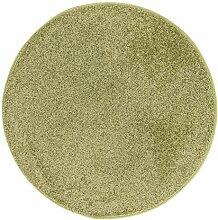 Vallila Toffee Teppich Ø 80 cm, grün