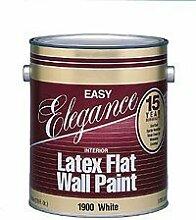 Valspar Brand 1 Quart Wei- ColorStyle Interior Latex Wohnung Wandfarbe 44-26300