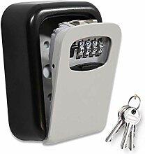 ValueHall Schlüsseltresor Schlüsselsafe mit