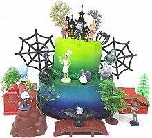 VAMPIRINA Geburtstagskuchenaufsatz Set mit