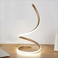 Vampsky Moderne 16W LED Schreibtischlampe Acryl