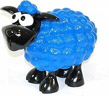 Vamundo Lustiges Deko-Schaf Molly für Den Garten