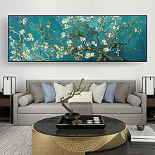 Van Gogh Berühmte Mandelblüte Gemälde