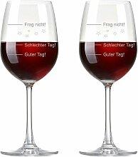 van Hoogen 2er Set - 2 Stück Premium Weinglas |
