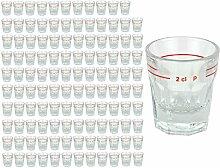 Van Well 120er Set Spirituosen-Glas Lahnstein mit