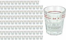 Van Well 96er Set Spirituosen-Glas Lahnstein mit