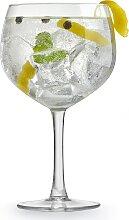 van Well Cocktailglas Gin Tonic (4-tlg.)