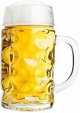 Van Well Maßkrug 0,5L geeicht | Halber Liter