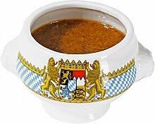 Van Well Mini Löwenkopf-Terrine Bavaria | Ø 75