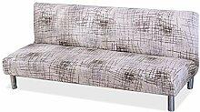 VanderHOME Sofabezug ohne Armlehnen Clic Clac