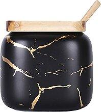 VanEnjoy Dekorative Marmor-Einlage Glasur Keramik