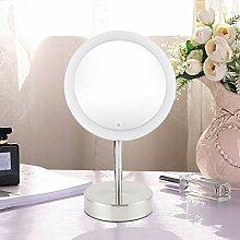 Vanity Mirror, 8-Zoll-8x Vergrößerungsspiegel