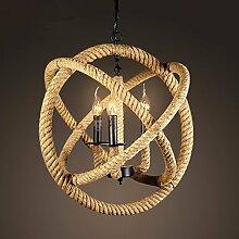 VanMe Amerikanischer Landhausstil Loft Stil Seil